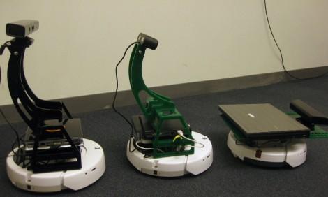 Bilibot - модульный робот