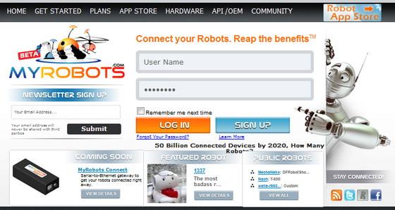 MyRobots