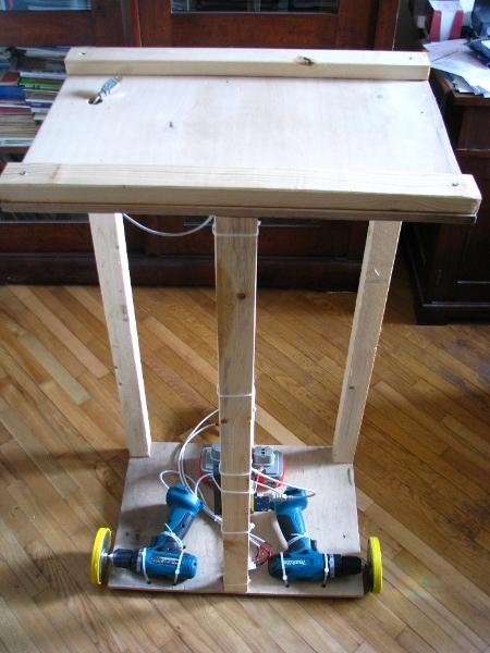 makibot - робот телеприсутствия на скорую руку