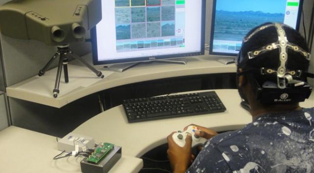 CT2WS - компьютерное зрение с использованием человеческого мозга