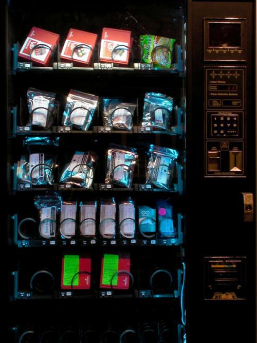 Вендинговый автомат с Arduino