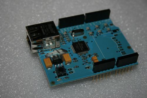 Ethernet-шилд для Arduino