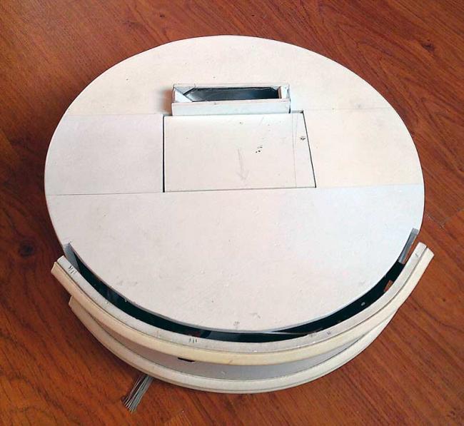 Робот из картона своими руками фото 876