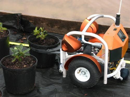 Робот-садовник