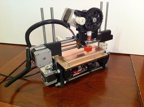 3D-принтер в семействе