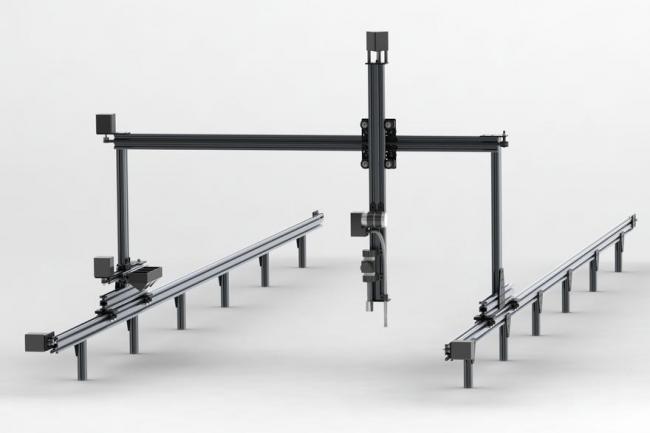 Сельскохозяйственные принтеры для автоматической посадки