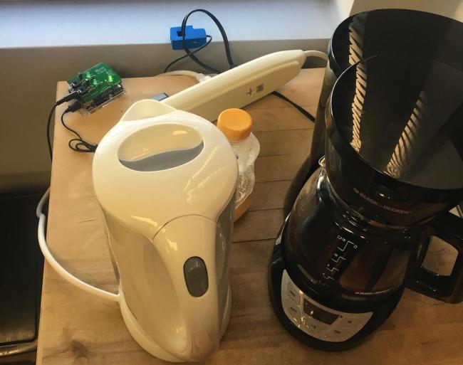 Система уведомления о готовности кофе на Arduino