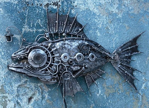 робо-рыба
