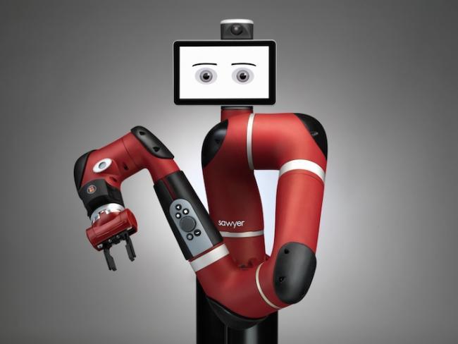 Sawyer - новый промышленный робот от Rethink Robotics