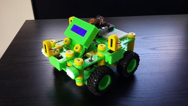 Neurobot 3