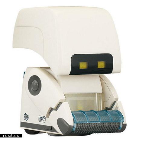 Робот-уборщик M-O из мультфильма WALL-E